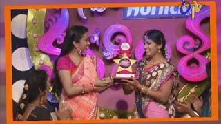 Star Mahila 25-03-2015 | E tv Star Mahila 25-03-2015 | Etv Telugu Show Star Mahila 25-March-2015