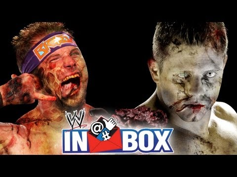 "Horror movie victim or survivor? - ""WWE Inbox"" - Episode 55"
