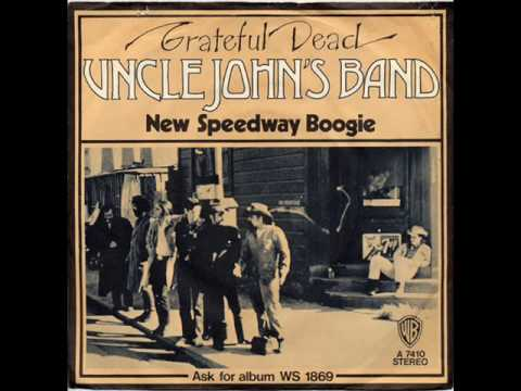 Grateful Dead - Uncle John-s Band (Studio Version)