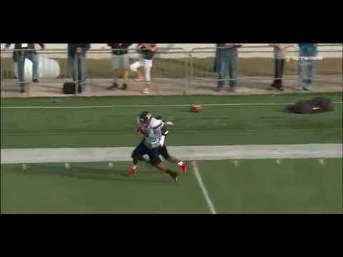 2013 Senior Bowl - WRs vs DBs ONLY
