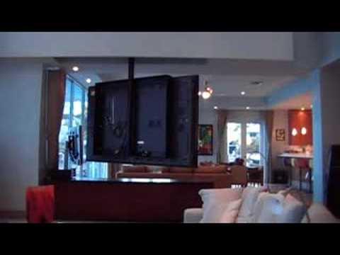 Wenn der Fernseher aus der Decke kommt - LG Blog