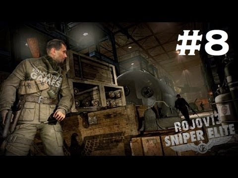 Warunkowe zwolnienie na campienie - Sniper Elite V2 #8 (Roj-Playing Games!) 18+