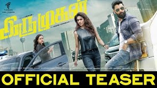 Iru Mugan Official Teaser
