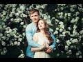 Фрагмент с середины видео Только посмотрите на мужа и сына актрисы Анны Михайловской