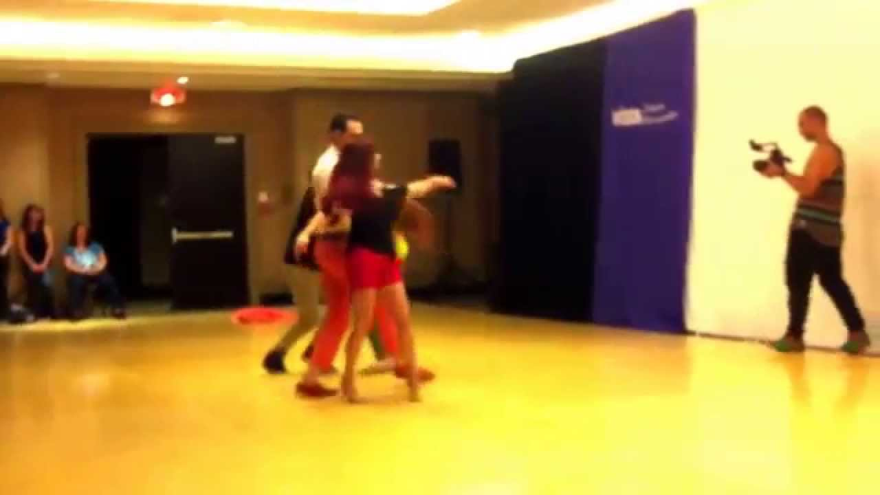 Zouk vs West Coast Swing Dance-Off