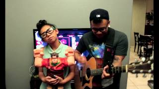 Wreck It Ralph - When Can I See You Again (AJ & Justine Rafael)