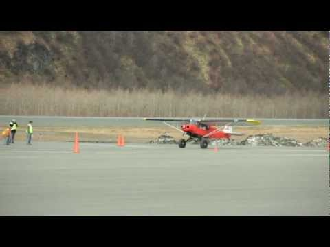 Valdez Fly-In STOL Competition 2011 Highlights