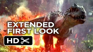 Jurassic World Official Extended First Look (2015) - Chris Pratt Movie HD