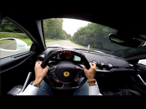 POV Drive: Ferrari F12berlinetta + Launch Control - UCPBs0wpJQ4Elhx_H318a9TQ