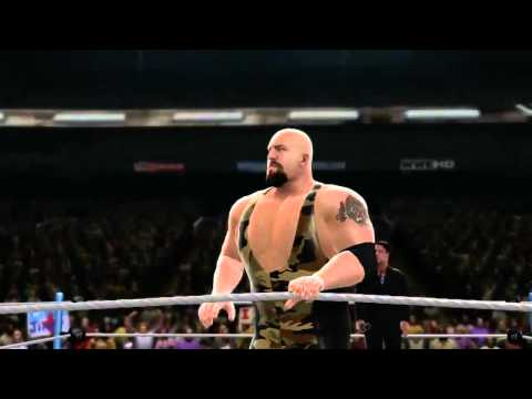 WWE 13 - Big Show's Entrance + Finishers! (WWE 13 Gameplay)