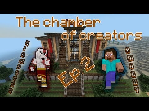 The Chamber of Creators! Ep.2 (Matematica, cazzo vuoi da me?!) Minecraft Adventure