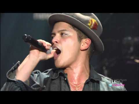 Bruno Mars -Just The Way You Are -Performing Live at MSG