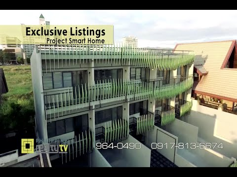 Exclusive Listings - Project Smart Home 3BR Townhouse