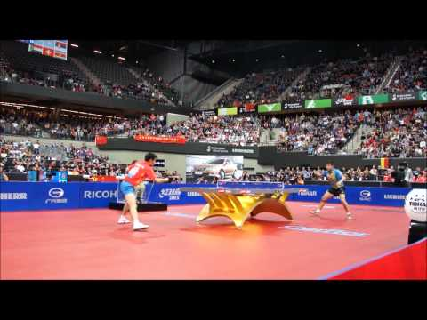 Table Tennis WTTC 2011 Rotterdam Men's Single Final Wang Hao Zhang Jike
