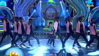 AATA 6 Juniors Show on 18-09-2012 (Sep-18) Zee Telugu TV