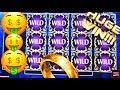 Lord of the Rings Slot Machine Bonus - Galadriel's Stairway - Big Win!