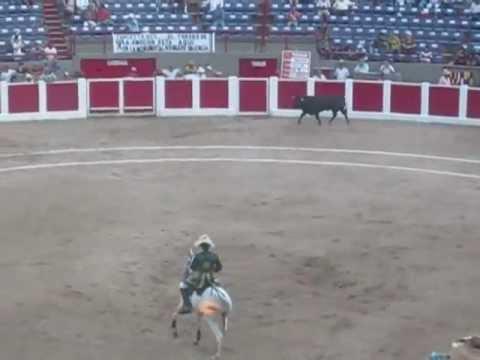 Rejoneo en la Feria Internacional de Valencia 2011 , Venezuela