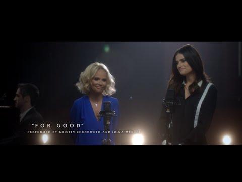 For Good (Feat. Idina Menzel)