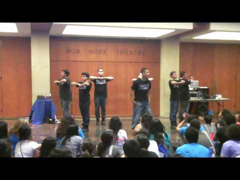 Fraternity Performance - 2011 Dallas HYI