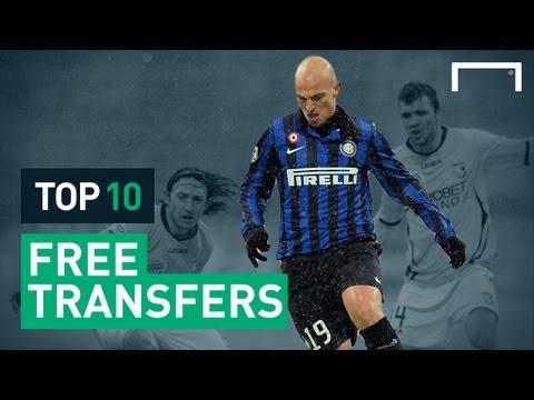 Top 10 Free Transfers