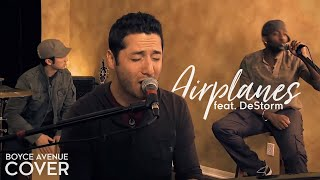Airplanes - BoB & Hayley Williams of Paramore (Boyce Avenue feat. DeStorm cover) on iTunes & Spotify