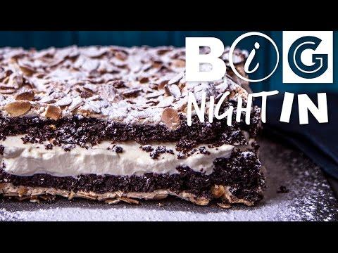 Chocolate Meringue Cake Recipe | Big Night In