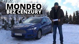 Ford Mondeo MK5 - BEZ CENZURY
