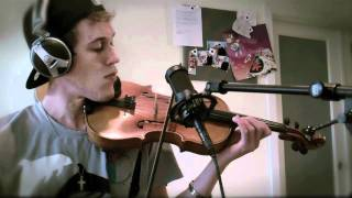 Adele - Someone Like You (VIOLIN COVER) - Peter Lee Johnson