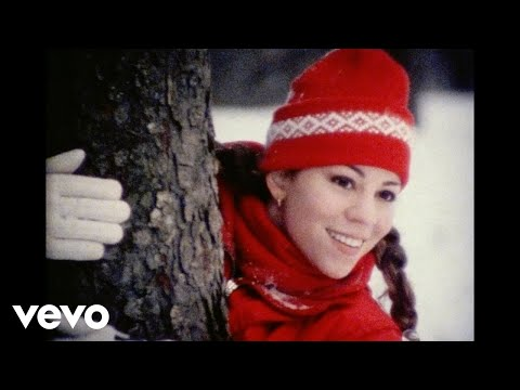 Mariah Carey – All I Want for Christmas Is You Unreleased Video Footage