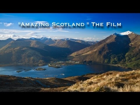 Amazing Scotland The Film (Glidecam HD-2000, Canon 7D)