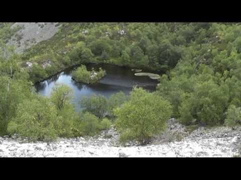 Bosque y lagos de Muniellos, en Cangas de Narcea