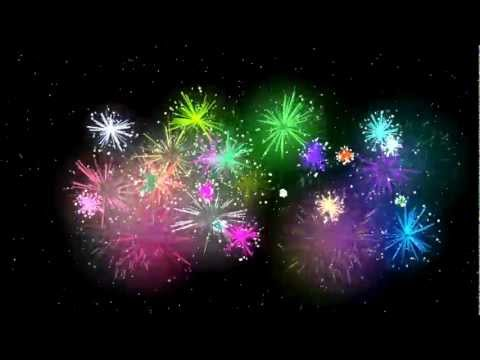 3D HD Spectacular Fireworks Display Show Animation Extreme Explosions Boom Animated Demo
