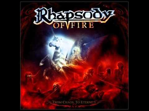 Rhapsody Of Fire - AEONS OF RAGING DARKNESS