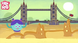 London Bridge Is Falling Down | Nursery Rhymes For Kids | Popular English Rhymes
