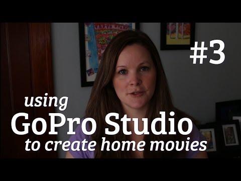 GoPro Studio Tutorial - Adding Music, Transitions, & Titles