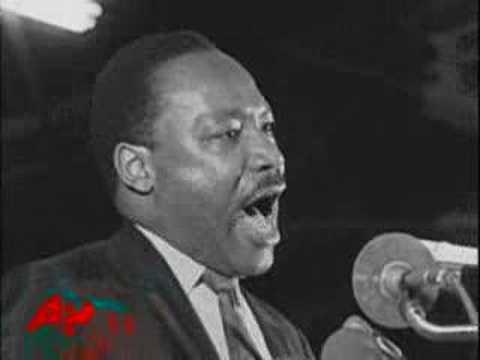 Martin Luther King Junior-s Historic Last Speech