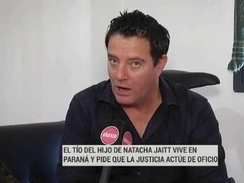 Desde Paraná, el tío del hijo de Natacha Jaitt pide intervención de la Justicia
