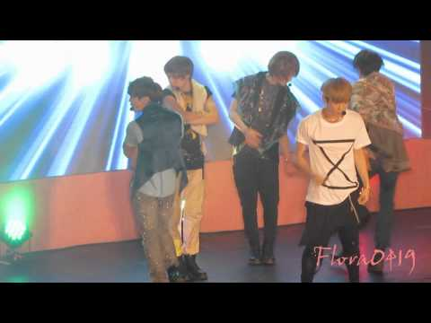 120616 SHINee ETUDE HOUSE PINK PLAY PARTY - Stranger (Taemin Focus)