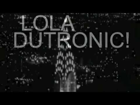 LOLA DUTRONIC LIVE, BEN MONO, MORDEN, VAST SOLO