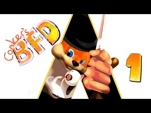Conker's Bad Fur Day (1) w/ Pewds