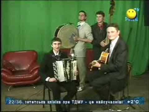 Ukrainian Polka Band Plays Hot N Cold by Katy Perry