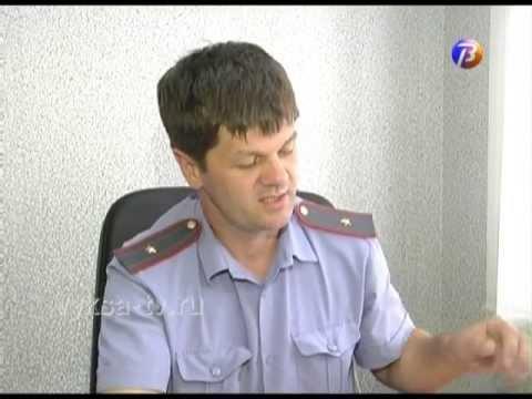 Интервью с начальником ОГИБДД ОМВД по Выксунскому району Александром Рубцовым