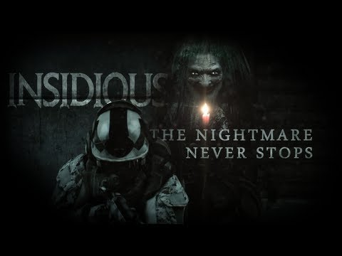 "BF3 Insidious - ""The Nightmare never stops"" 