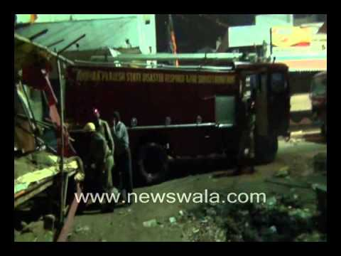 Newswala : Part 1 - Communal Violence in Sabzi Mandi,Karwan, Hyderabad