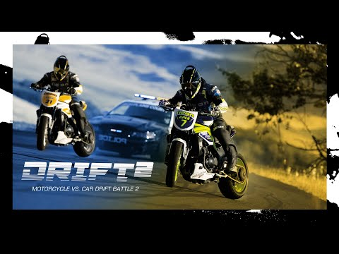 Motorcycle Drift Battle