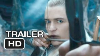 The Hobbit: The Desolation of Smaug Official Trailer (2013) - Lord of the Rings Movie HD