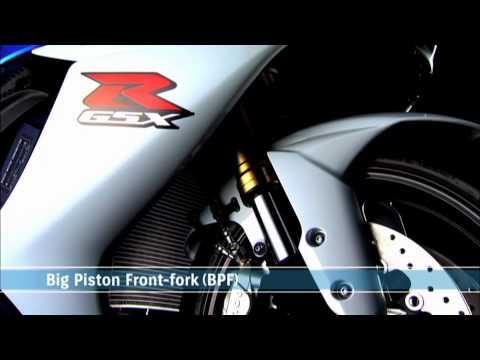 2011 Suzuki GSX-R750 official promo video