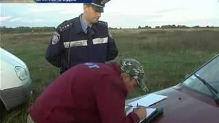 На Житомирщине задержали с/х самолет без документов