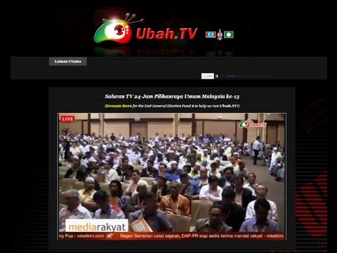 DAP's Ubah TV invites Najib to be first guest