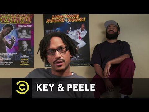 Uncensored - Key & Peele - Exclusive - Van and Mike: The Ascension - Episode 1